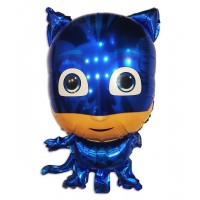 Фольгированный шарик - фигура - Кэтбой (герои в масках)