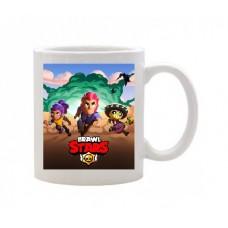 Чашка Бравл Brawl