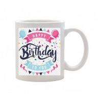 Чашка З днем народження / Happy Birthday