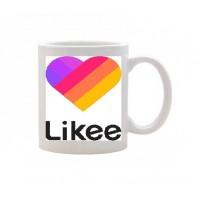 Чашка Likee Лайки