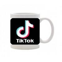 Чашка TikTok тик ток