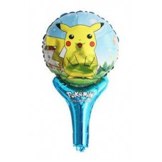 Фольгированый шарик фигура Покемон