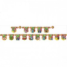 Гирлянда буквы С Днем Рождения сборник