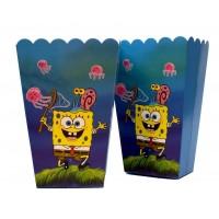 Коробки для попкорна Губка Боб