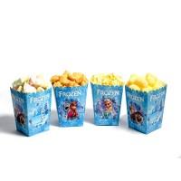 Коробки для попкорна Холодное Сердце Frozen