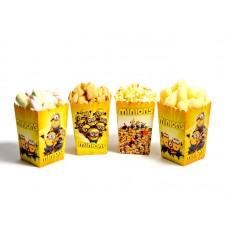 Коробки для попкорна Миньоны Minions