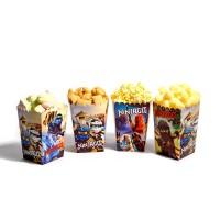 Коробки для попкорна Ниндзяго Ninjago
