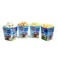 Коробки для попкорна Щенячий Патруль