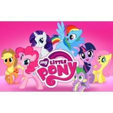 Магнит на холодильник Литл Пони ( Little Pony )