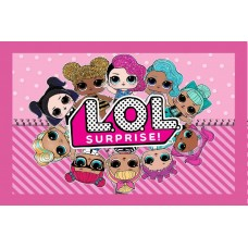 Магнит на холодильник Куклы ЛОЛ  L.O.L.