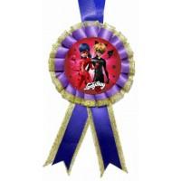 Медаль детская Леди Баг ( Lady Bug )