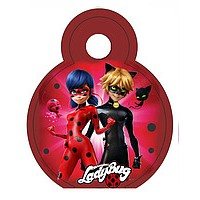 Медали Леди Баг (Lady Bug) 10шт/уп