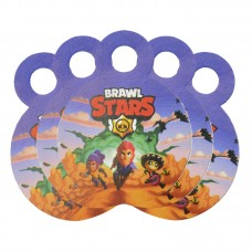 Медали Бравл старс 10шт