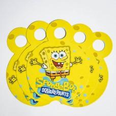 Медали подарочные Губка Боб