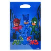 Пакеты подарочные Герои в масках