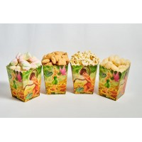 Коробки для попкорна Феи