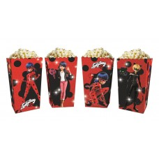 Коробки для попкорна Леди Баг (Lady Bug)