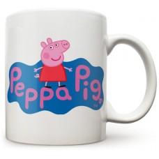 Чашка с фотопечатью Свинка Пеппа