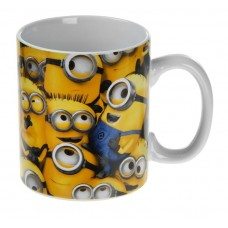 Чашка с фотопечатью Миньоны 2