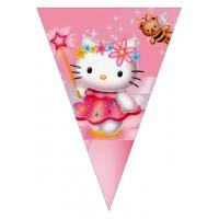 Гирлянда Hello Kitty