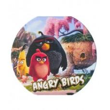 Картонные наклейки Angry Birds, 10шт