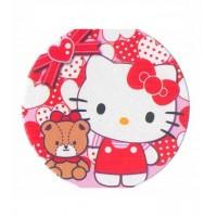 Картонные наклейки Hello Kitty, 10шт