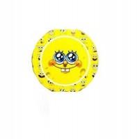 Картонные наклейки Губка Боб, 10шт
