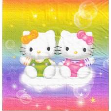 Салфетки Hello Kitty