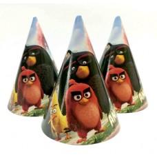 Колпаки Angry Birds 16см