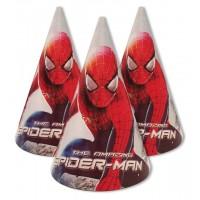 Колпаки Человек паук 16см
