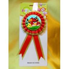 Медаль детская Angry Birds