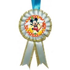 Медаль детская Микки Маус