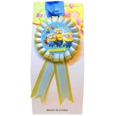 Медаль детская Миньоны