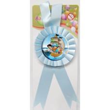 Медаль детская Пираты