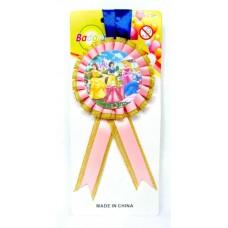 Медаль детская Принцессы