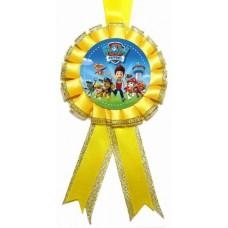 Медаль детская Щенячий патруль
