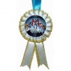 Медаль детская Трансформеры