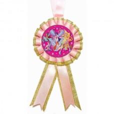 Медаль детская Винкс