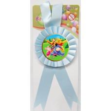Медаль детская Винни Пух