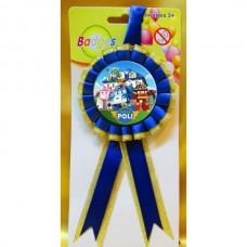 Медаль Робокар Поли