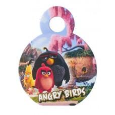 Медали Angry Birds 10шт/уп