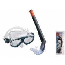 Набор для плавания, маска с трубкой, №8888