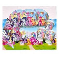 Набор Little Pony со скатертью