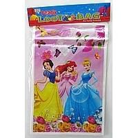 Пакеты для подарков Принцессы 10 шт/уп