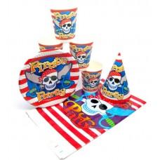 Набор  Пираты  со скатертью