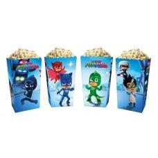 Коробки для попкорна Герои в Масках
