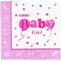 Салфетки Baby girl