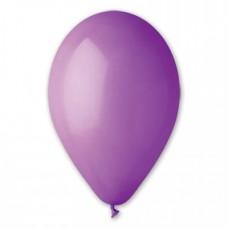 Шарики поштучно фиолетовые