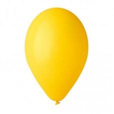 Шарики поштучно желтые
