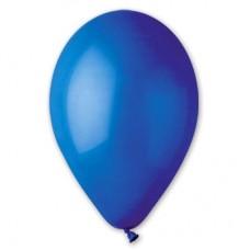 Шарики поштучно синие